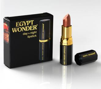 Egypt-WONDER ®  - Rúž Day - Night Lipstick 100 farieb /PH/ - egyptská hlinka